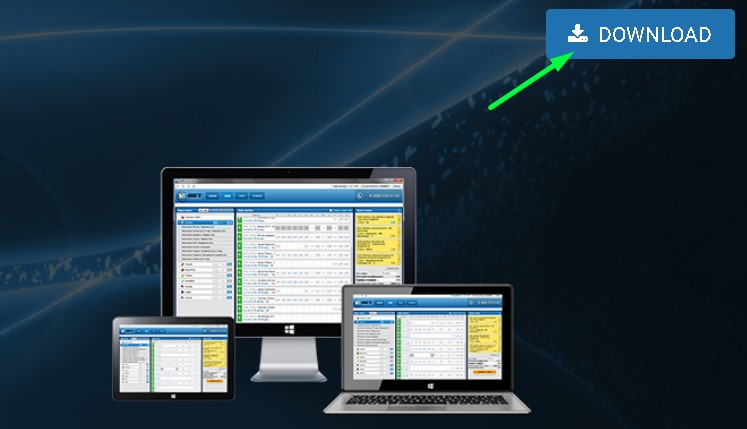 1xBet for windows